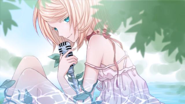Kagamine Rin Anime