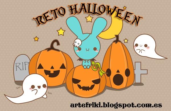 Halloween en Arte Friki