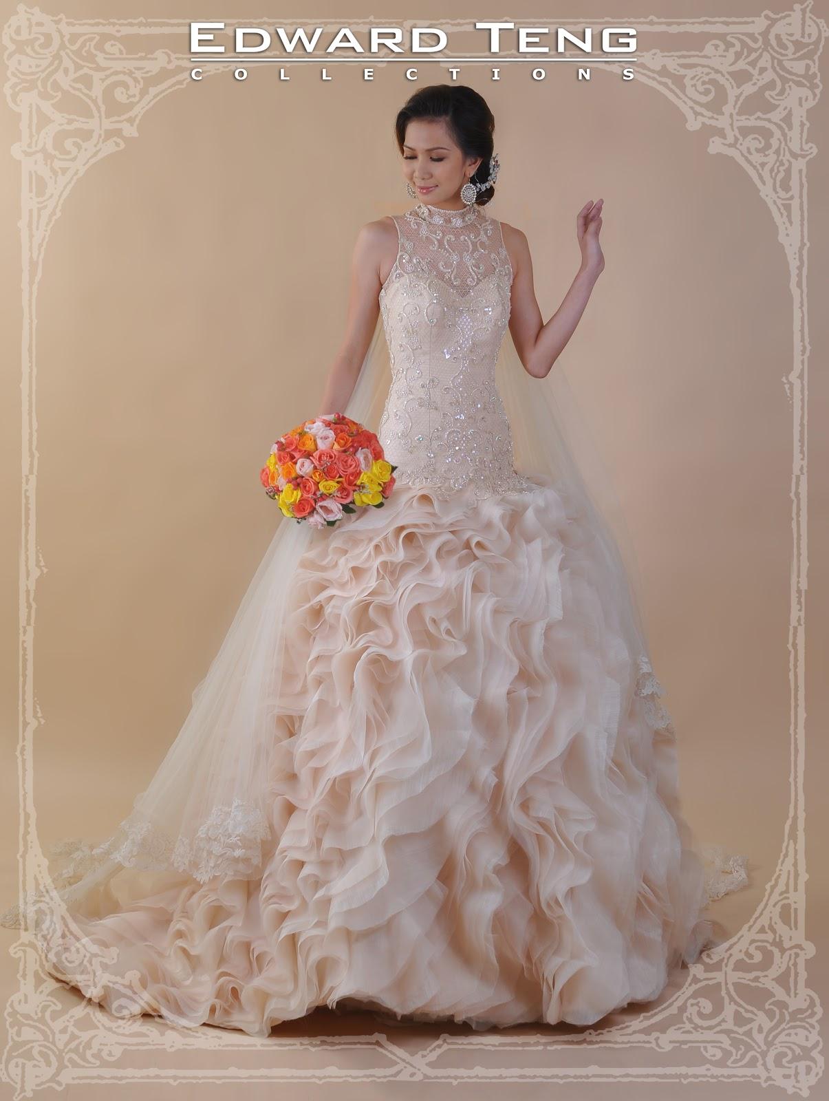 Edward Teng Gowns
