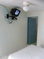 My room in hotel Mozart Boca Chica
