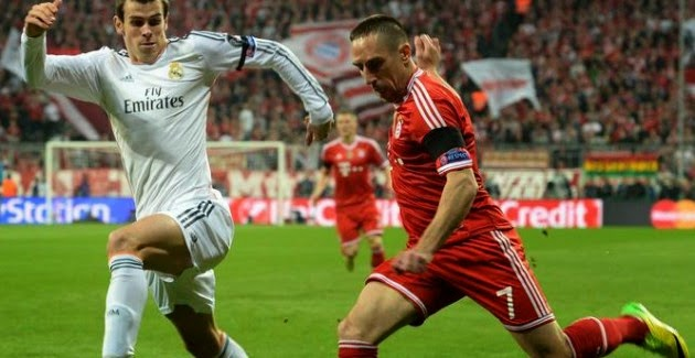 Híbrido Bale - Ribery FIFA 15 Ultimate Team, Hybrid Bale - Ribery FUT 15, Sergio Ramos, Benzema