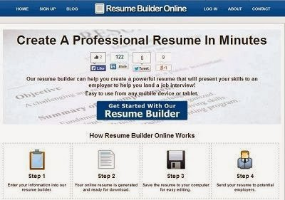 15 free rsum builder popular sites to create professional cvs free