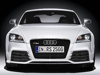 Audi TT RS Wallpapers