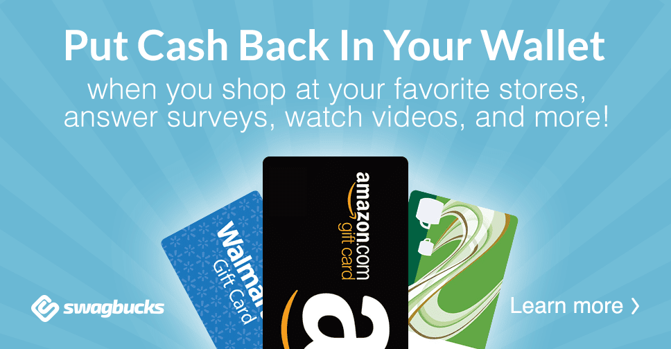 My swagbucks referral link