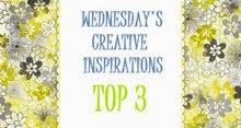 Wednesday's Creative Inspirations Challenge