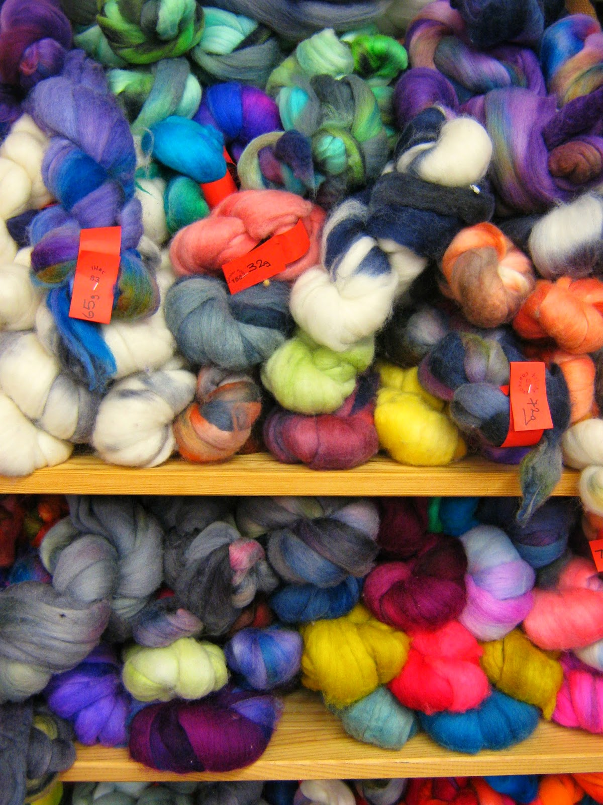 Colinette Yarns Wool Tops