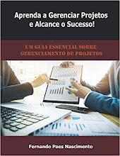 Lançamento - Novo Livro de Projetos