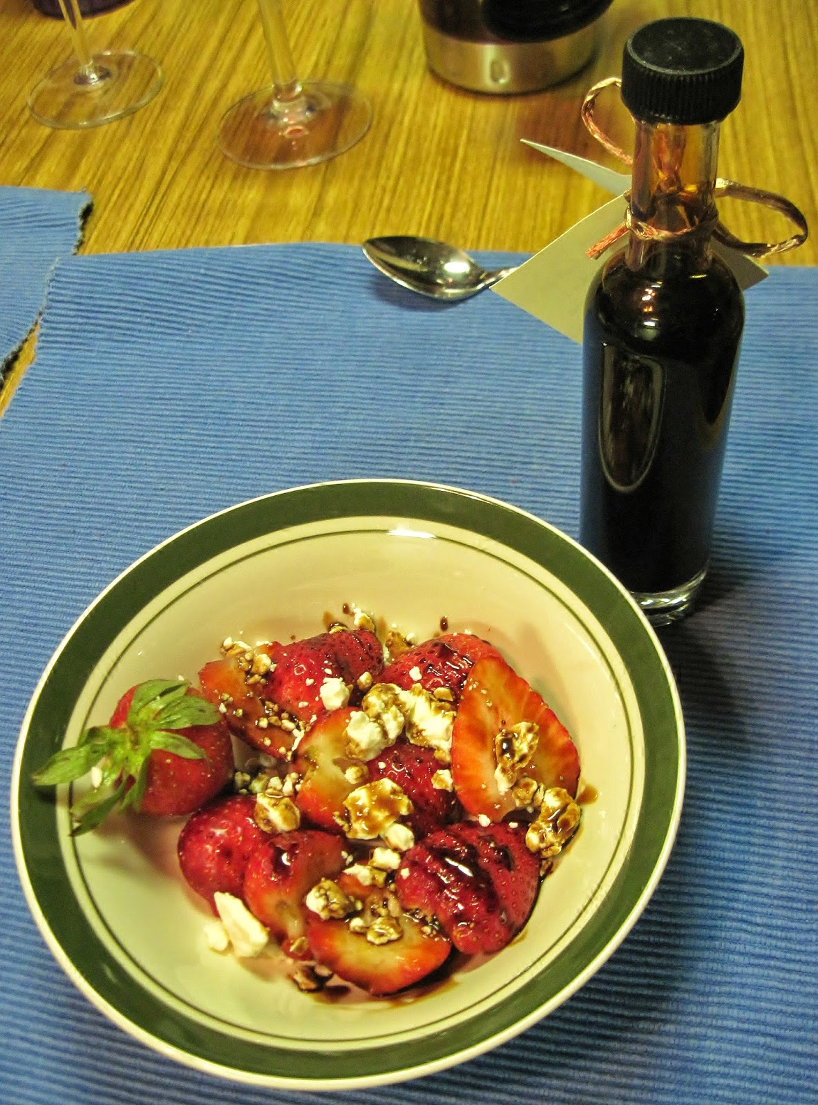 chocolate infused balsamic vinegar