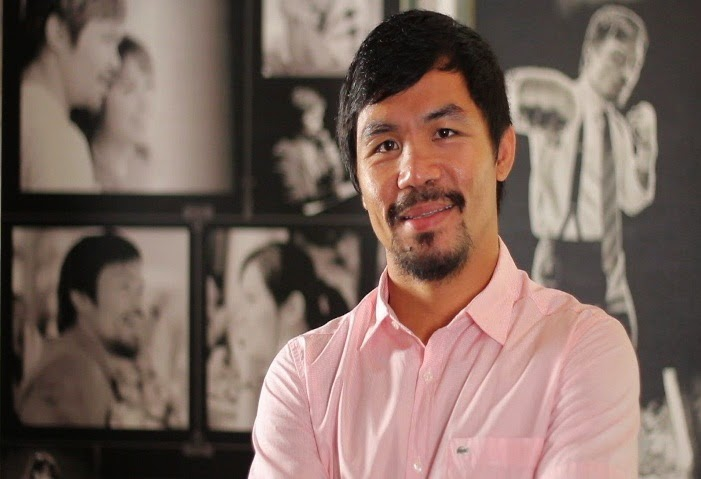 Manny Pacquiao to retire from boxing, run for senator in 2016