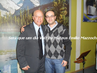 Locutor Paulo Vaz - Gospel FM 89,3
