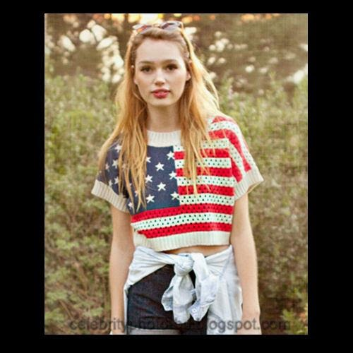 Stars,+stripes+and+hot+American+girls+Photos010