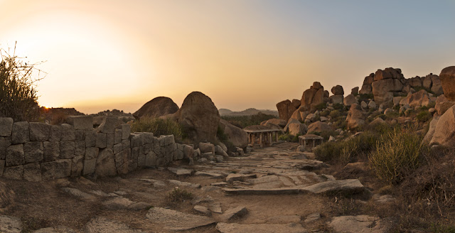 Ruinas de Hampi