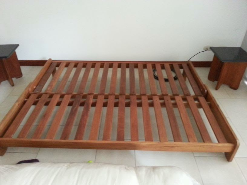 Queen Size Futon Frame Only