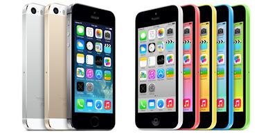 Smartphone-Terbaru-iPhone-5S-dan-5C