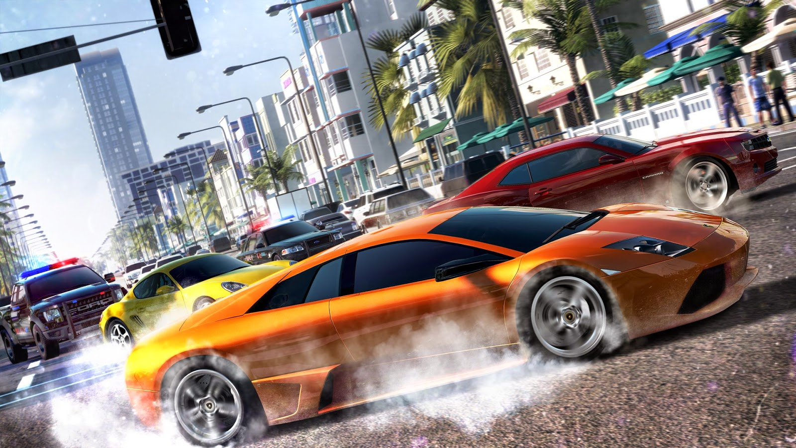 The Crew PC Game Fully Full Version Free