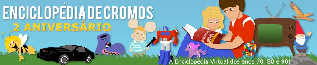 Enciclopédia de Cromos