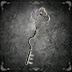 Iron Door Key