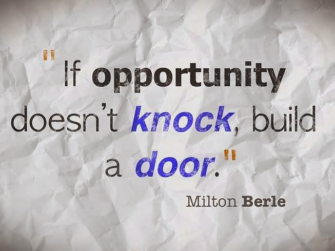 Inspirational Quotes About Opportunity on Quotes About Hot