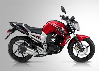 Yamaha Byson 2013 Merah