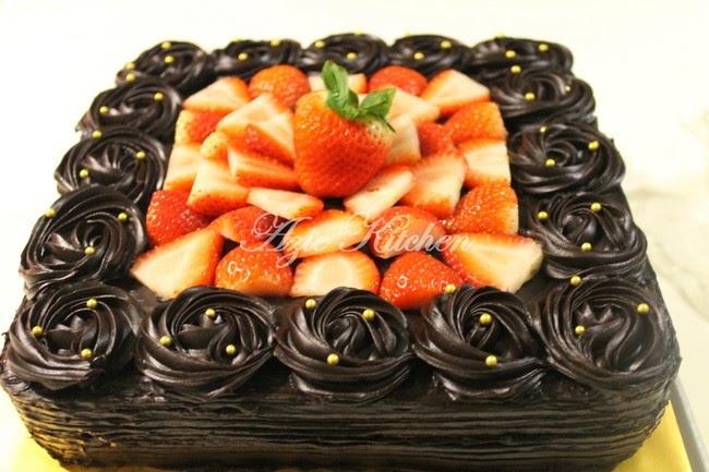 Moist Chocolate Cake Ever Azie Kitchen