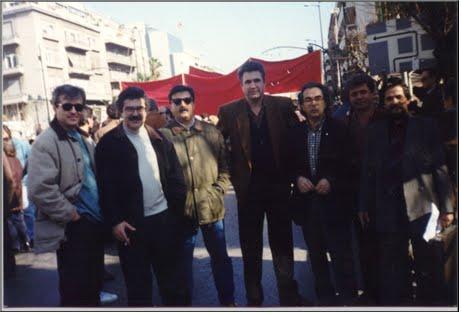 ΑΘΗΝΑ 1997: ΑΠΕΡΓΙΑ ΟΛΜΕ