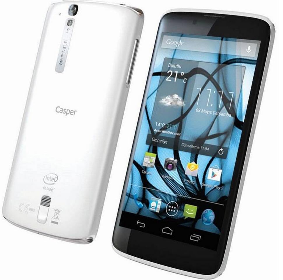 Casper VIA A6108 Cep Telefonu | A6108 Fiyatı & Özellikleri | Satın Al
