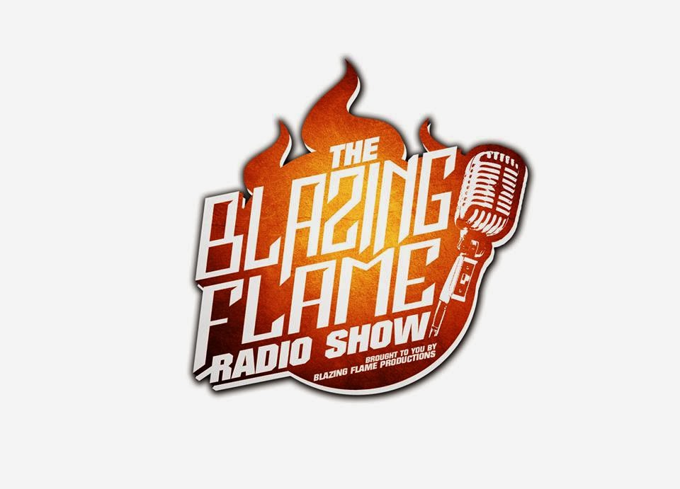 Blazing Flame Radio Show