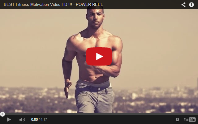 Fitness Motivation Video