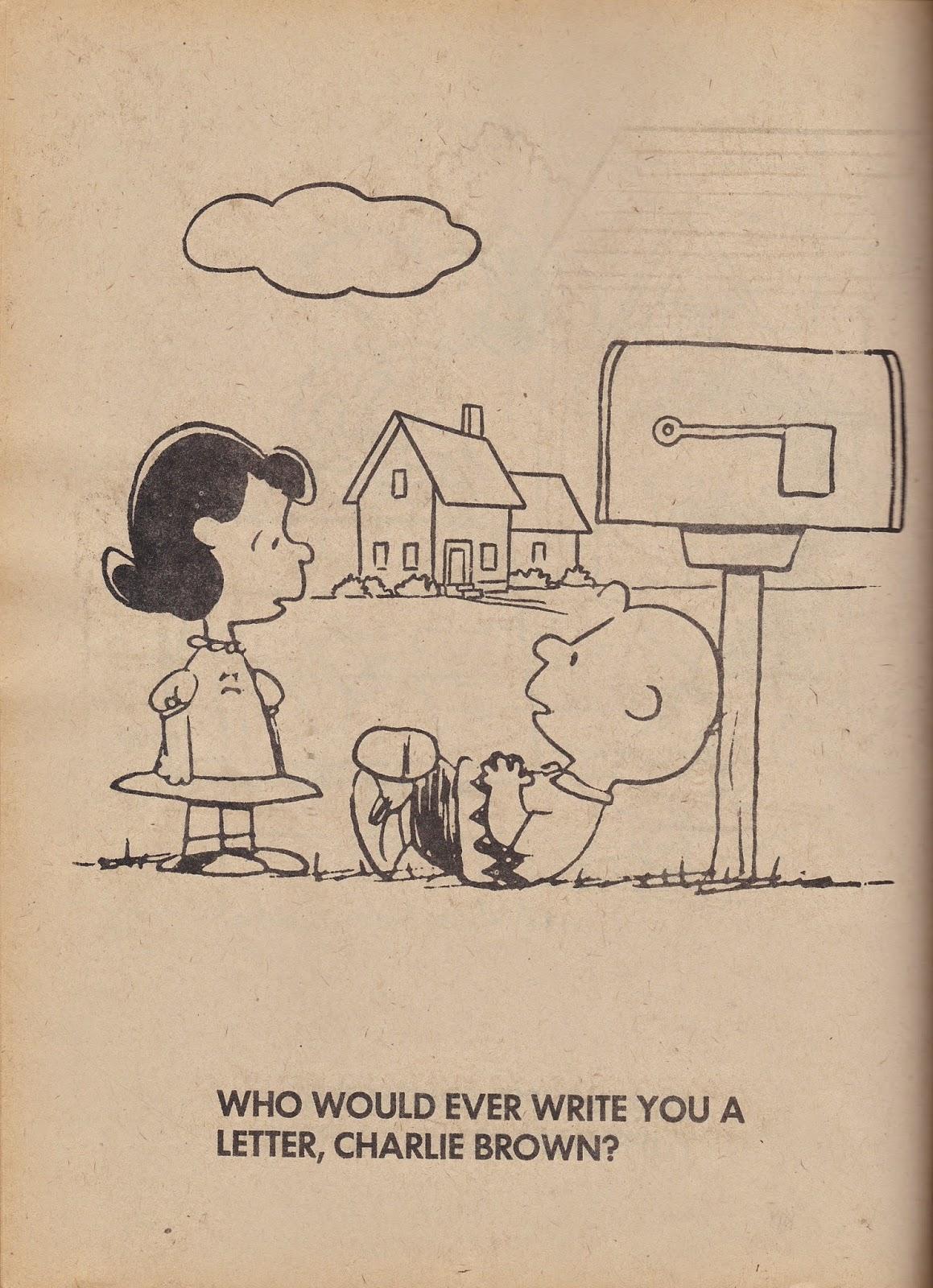 Garage Sale Finds Lucys A Real Btch Charlie Brown