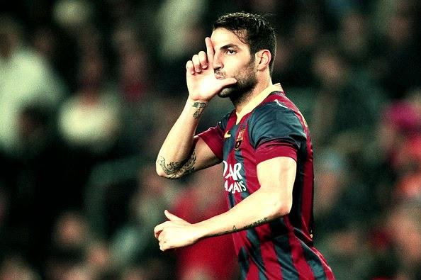 Cesc Fabregas Transfermarkt - Should Barca sell Francesc Fàbregas?