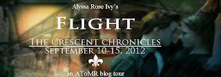 {Review+G!veaway} Flight by Alyssa Rose Ivy