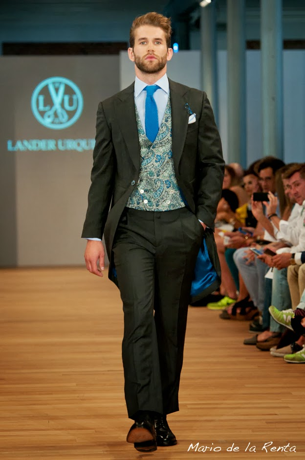 Lander Urquijo MF SHOW MEN