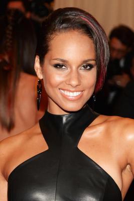 Musician Alicia Keys