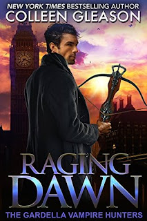 Raging Dawn by Colleen Gleason