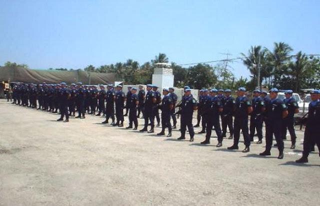 """GNRs sentem-se quase """"em casa"""" e timorenses não querem que vão embora"""