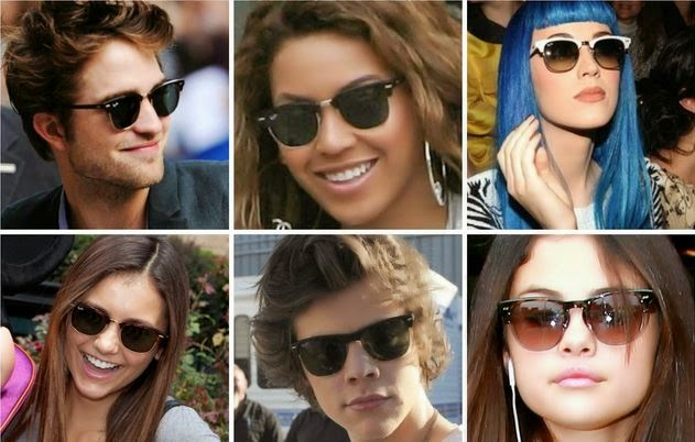 Shade Station // Ray-Ban Clubmaster Sunnies! - Sweet Elyse