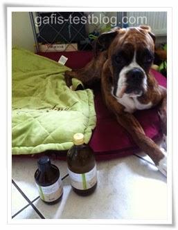 Amy testet Aloe Vera Dirketsaft und Nachtkerzenöl