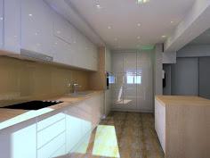 Royal Town Copou Iasi - Apartament 3 camere - 67,90 mp