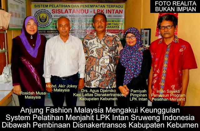 Tamu Istimewa Dari Malaysia