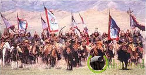 Ekspansi mongol