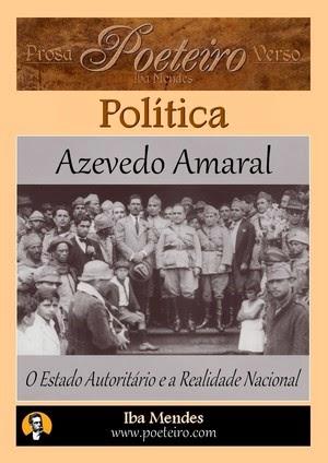 O Estado Autoritário e a Realidade Nacional, de Azevedo Amaral