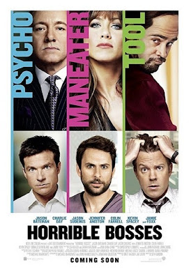 Horrible Bosses (2011) DVDRip 400MB Mediafire