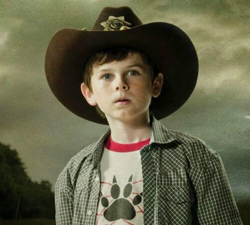 Carl Grimes hat