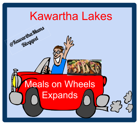 image Kawartha Lakes Community Care Meals on Wheels Expands Man Driving Car