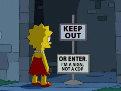 Funny Simpsons pic