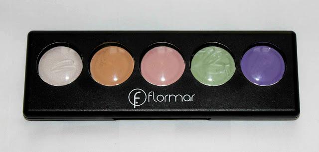 Flomar Camouflage Palette Concealer