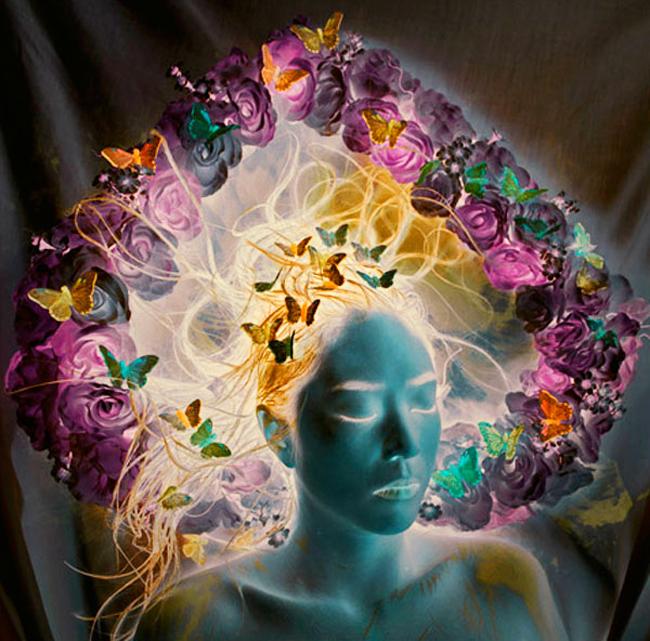 Цветки вероники