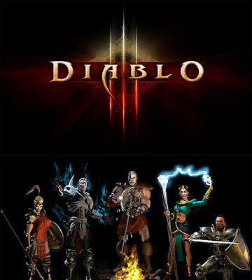 Diablo 3 Game For PC