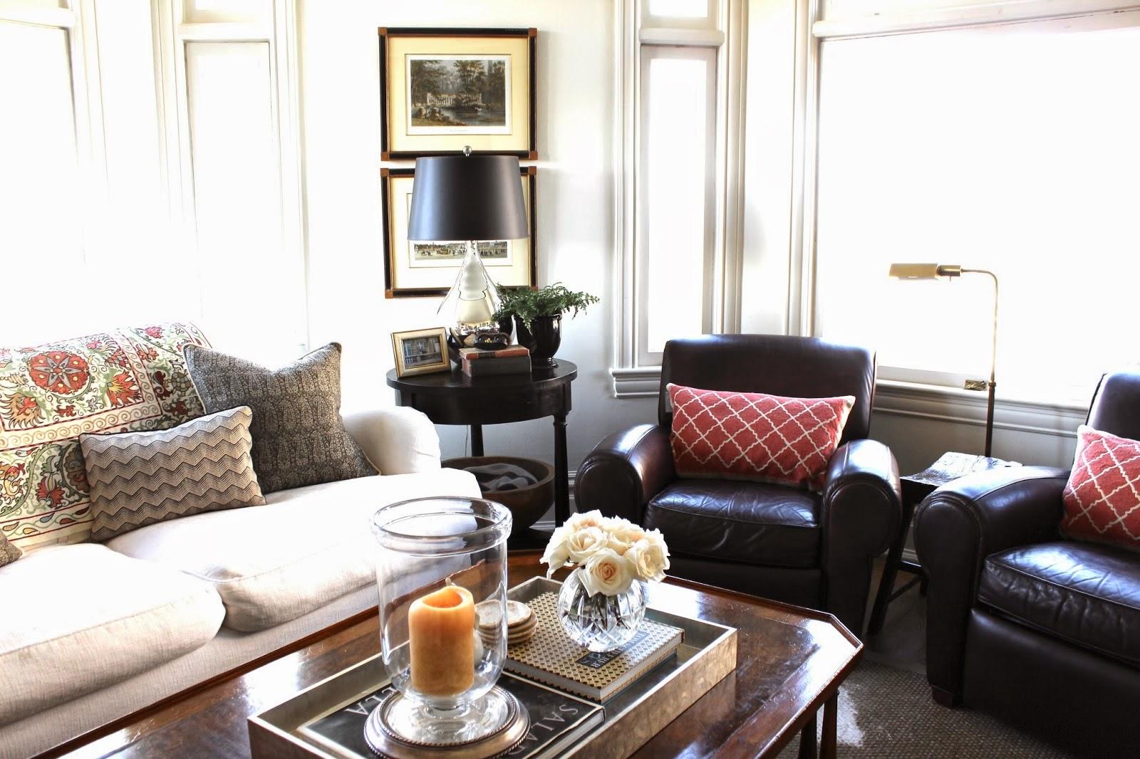 Random Bloggers 39 Living Spaces Cozy Little House