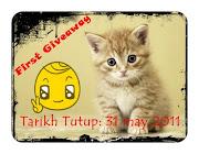 First GiveAway Ibu balqis'
